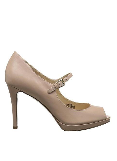 Nine West Topuklu Ayakkabı Ten